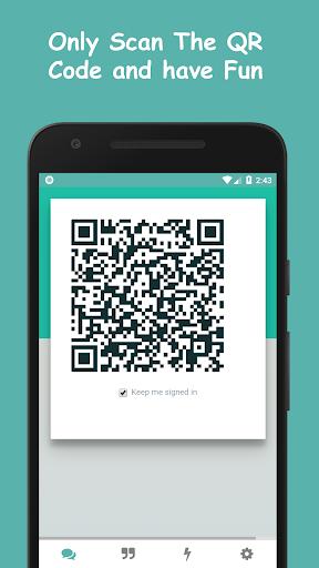 Whats Web Messenger 1.4 screenshots 1