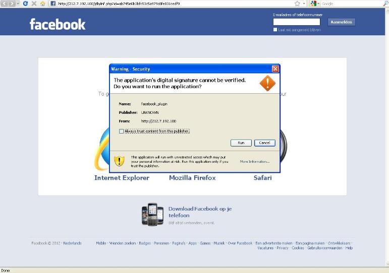facebook nederlands aanmelden