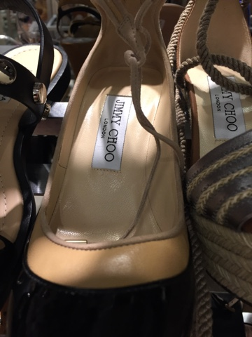 Shoes, Jimmy Choos, Saks Fifth Avenue