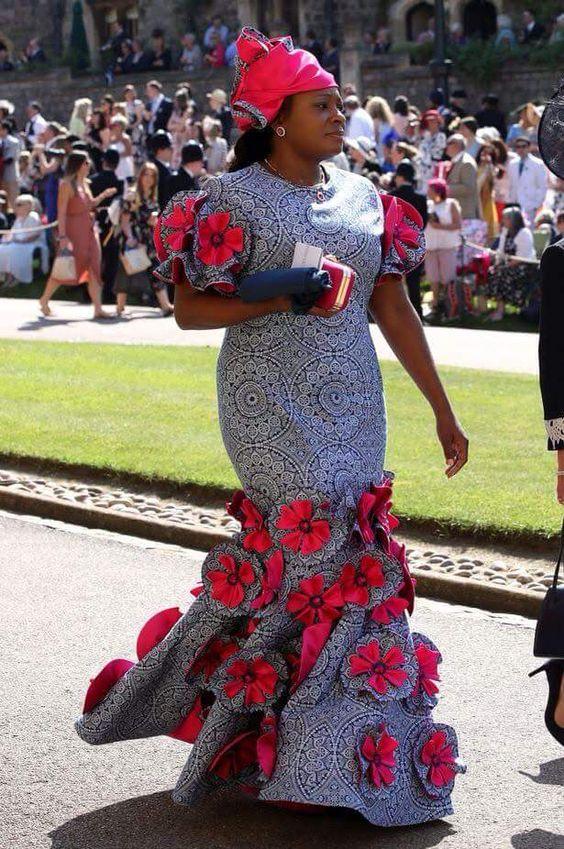 LESOTHO SHWESHWE DRESSES STYLES 2018