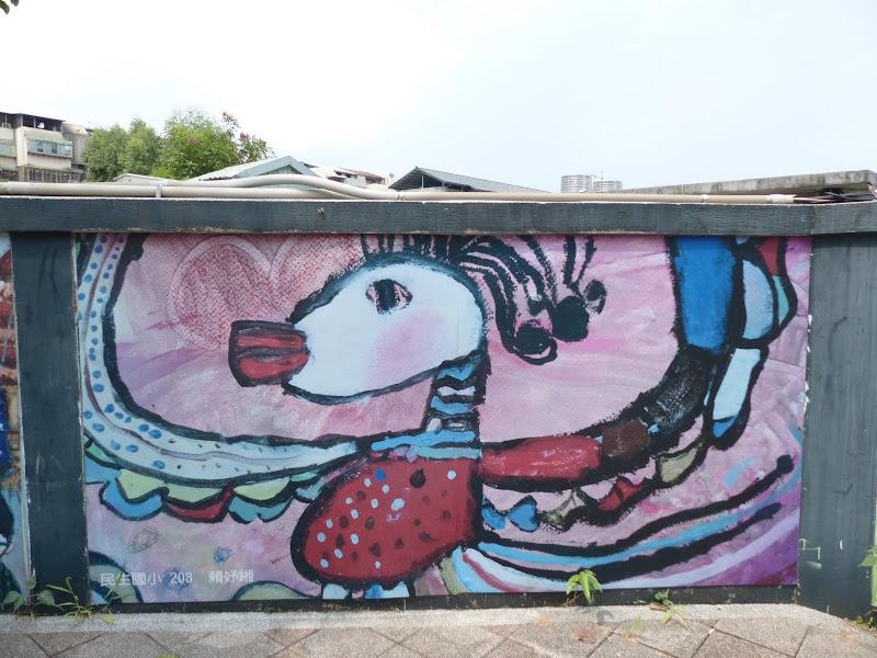 Taipei. Modélisme davions et Street art - P1250784.JPG