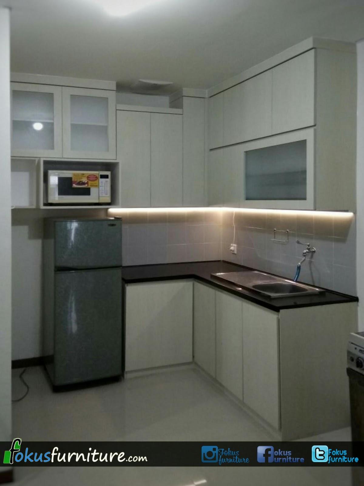Furniture minimalis jabodetabek kitchen set lemari pakaian kitchen