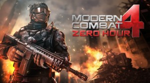 Modern Combat 4 Zero Hour MOD APK 1.2.0f