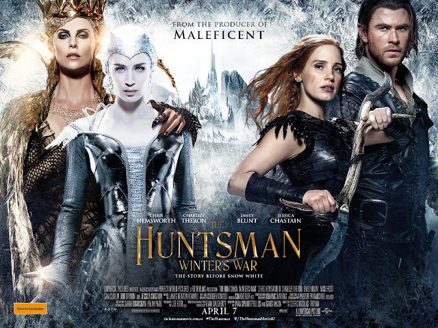 Ο Κυνηγός: Η Μάχη του Χειμώνα (The Huntsman: Winter's War) Wallpaper