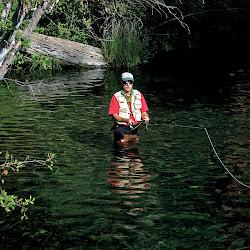 Metolius River Camping, Central Oregon 8/8