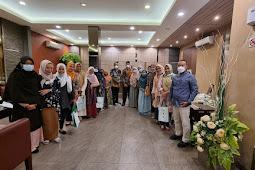 Rektor Kampus Unissula Semarang Silaturahim dengan Musyawarah Guru Bimbingan Konseling Kota Pekanbaru