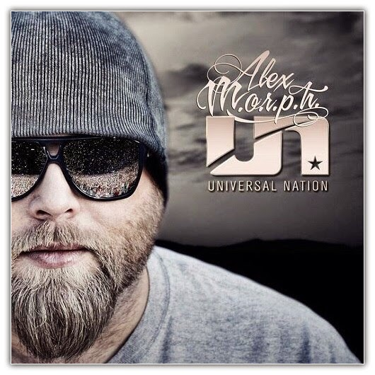 Alex M.O.R.P.H. - Universal Nation 154 - 12-MAR-2018