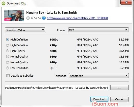 Ảnh mô phỏngTải 4K Video Tảier - Tải video từ YouTube - 4k_video_tảier-4