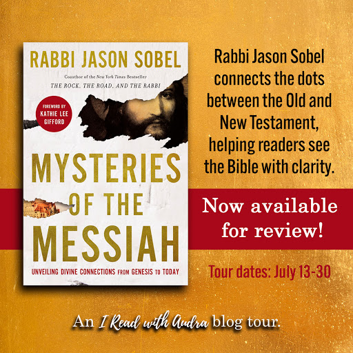 Sign-up for the Mysteries of the Messiah tour