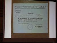 08 Meghívó 1925-ből. Az érsekújvári egyezményről tartott előadást Angyal Béla.jpg