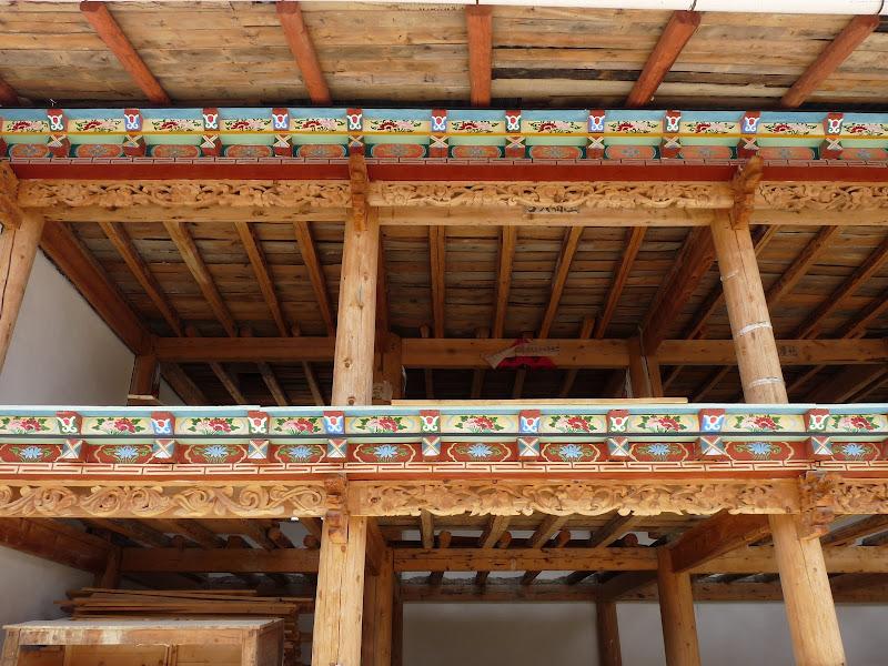 Chine. Yunnan.Shangri la Course hippique annuelle - P1250807.JPG
