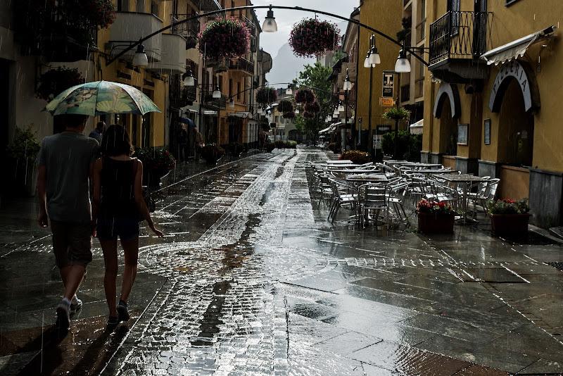Una leggera pioggerella romantica di LucaMonego