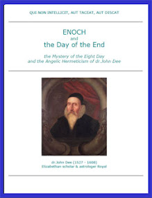 Cover of Wim Van Den Dungen's Book Enoch and The Day of the End