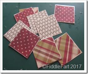 2 Patchwork Squares