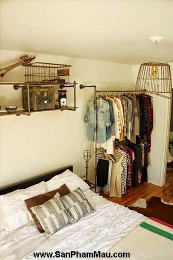 <strong><em>Thiết kế tủ quần áo</em></strong>: Khẳng định con mắt thẩm mỹ với tủ quần áo mở-4