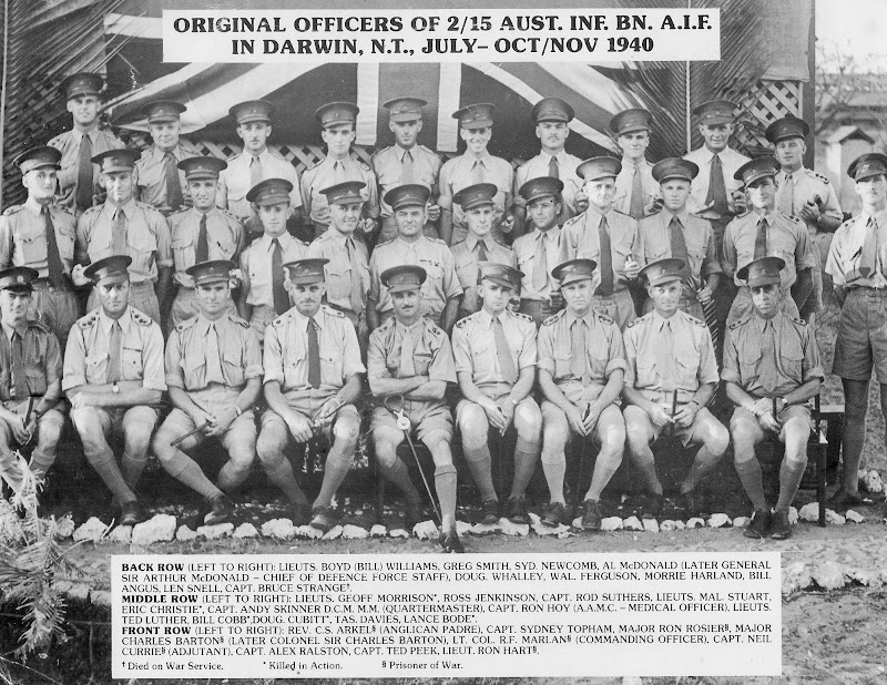 2/15th Officers