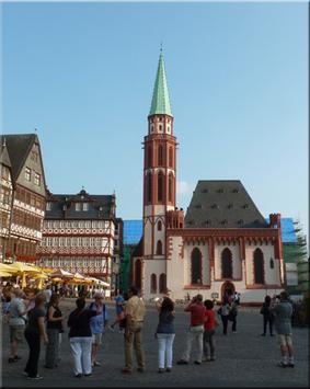 Nikolaikirche(Iglesia de San Nicolás) -  Römerberg