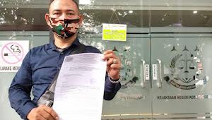 LSM GERAM Banten Indonesia Laporkan Dugaan Penipuan Dana PKH ke Kejari Kota Tangerang