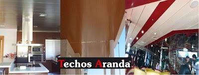 Techos aluminio Alcorcon