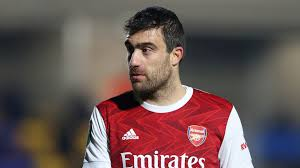 ARSENAL AGREE TO TERMINATE THE CONTRACT OF DEFENDER, SOKRATIS