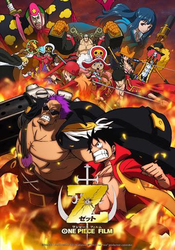 One Piece Film Z (2012) วันพีซ ฟิล์ม แซด