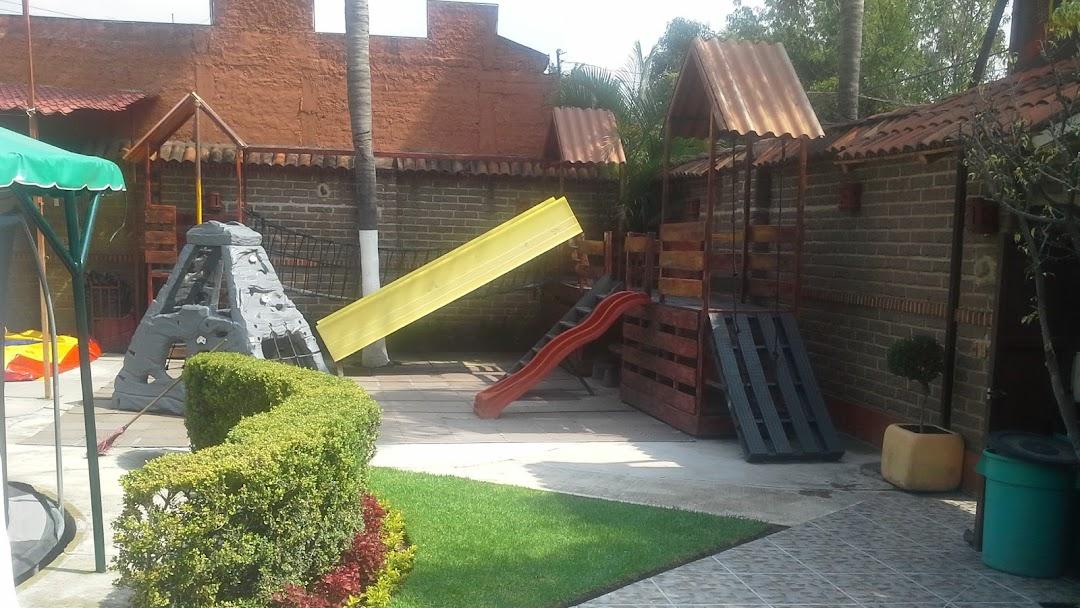 Terraza Jardin Fiesta Magica Recinto Para Eventos En