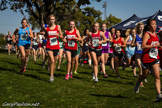 Photo: JV Girls 44th Annual Richland Cross Country Invitational  Buy Photo: http://photos.garypaulson.net/p110807297/e46cfd05a