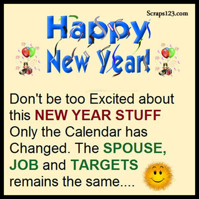 Funny New Year  Image - 5