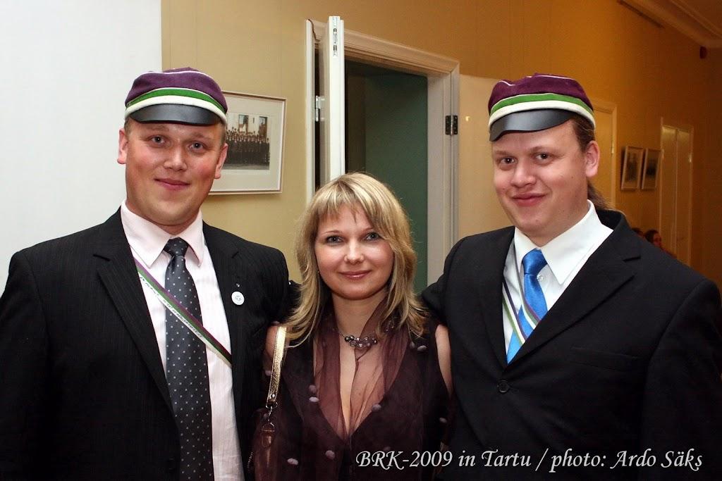 46. Balti Rahvaste Kommers / 46-th Commers of Baltic Fraternities - BRK2009_t111.JPG