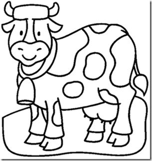 granja y animales colorear (1)