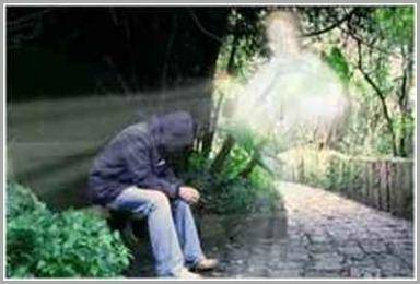 proteção espiritual por bons espíritos