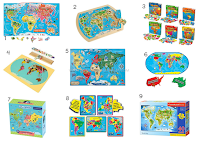 World Map Jigsaw Puzzle Recommendations