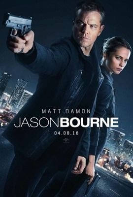 Poster Jason Bourne