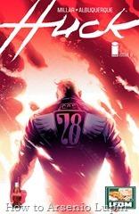 Actualización 08/05/2016: Se agrega el numero #6 de Huck por Ghosting y Heisenberg de Los Frikis Dominaremos el Mundo.