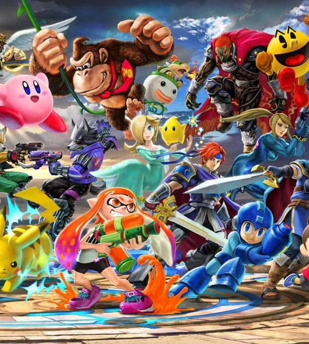 Super Smash Bros. Ultimate: la Nintendo non si esprime sull'assenza di Waluigi