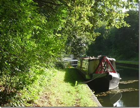 4 quiet offside mooring p barr top lock
