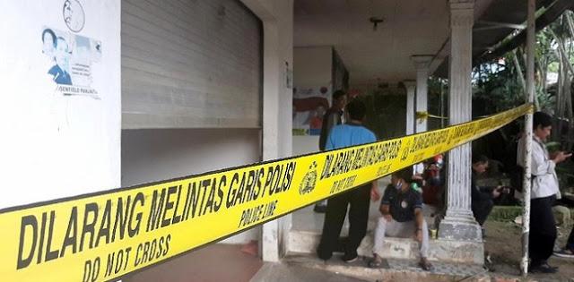 Kantor PAC PDIP Bogor Dimolotov, Rahmad Handoyo: Itu Tidak Membuat Kader Banteng Takut