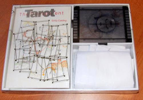 New Deck Transparent Tarot