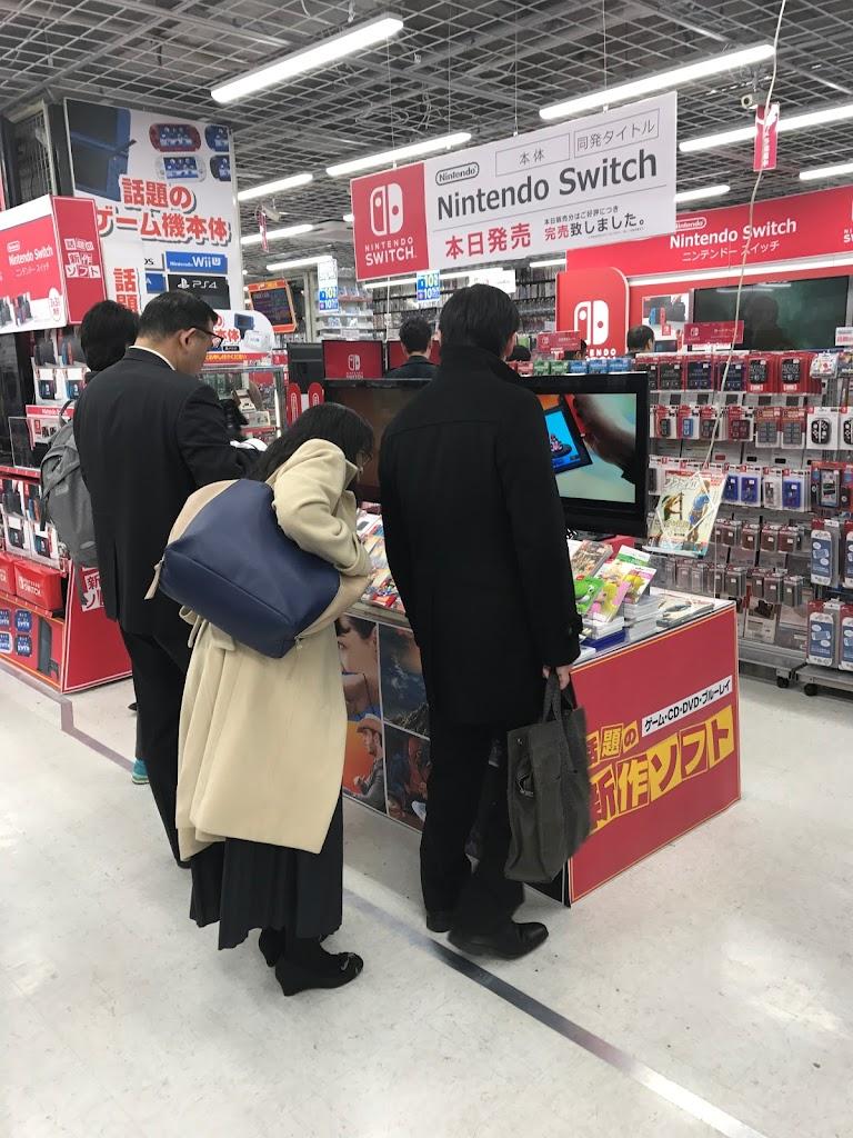 「Nintendo Switch」争奪戦から見えた任天堂の戦略