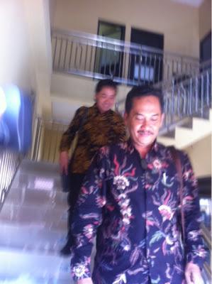 Rehat Pemeriksaan KPK, Anggota Dewan Kompak Bungkam Soal Uang 'Rejeki'5 Juta