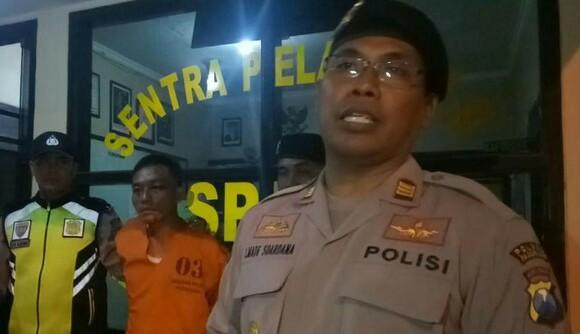 POLSEK PURWOSARI TANGKAP ANGGOTA INTELIJEN POLISI GADUNGAN