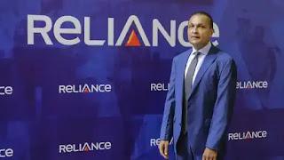 reliance infra share news