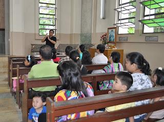April 24: Redemptorist Church Deaf Congregation on Easter Sunday Mass