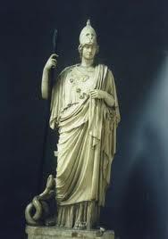 an analysis of the legend of athena a goddess in ancient greek mythology Often given the epithet pallas, is the ancient greek goddess in greek mythology, athena was in janda's analysis of indo-european mythology.