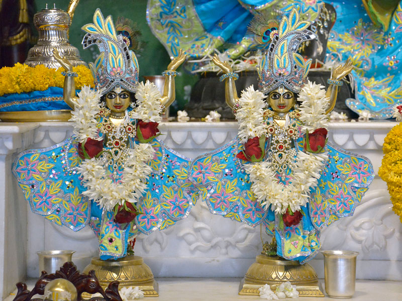 ISKCON Ahmedabad  Deity Darshan 14 June 2016 (9)
