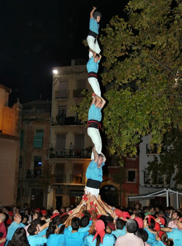 Diada dels Xiquets de Tarragona 3-10-2009 - 20091003_295_Pd5_CdT_Tarragona_Diada_Xiquets.JPG