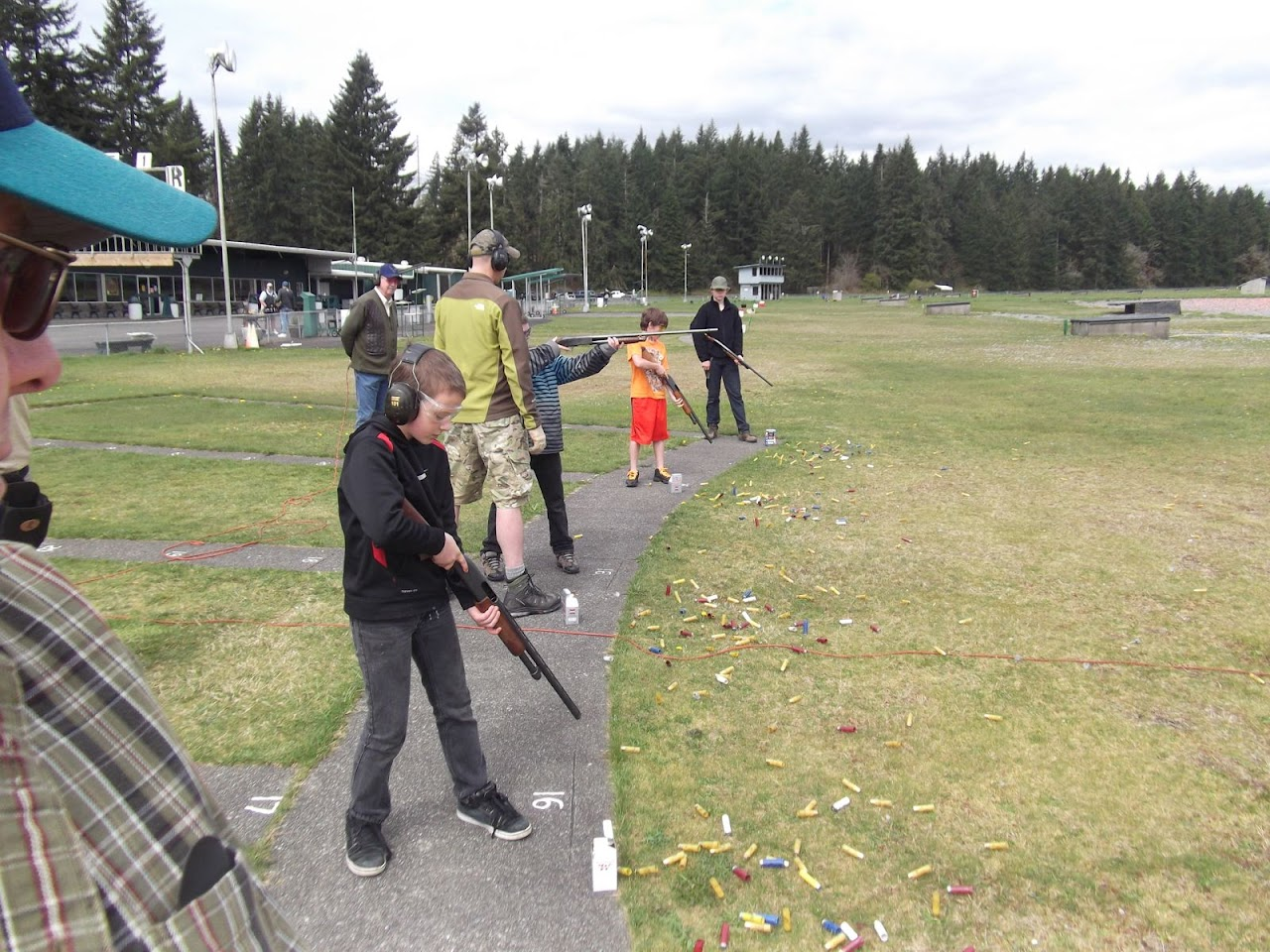 2012 Shooting Sports Weekend - DSCF1465.JPG