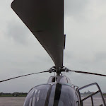 Helicoptervlucht PV LUMC d.d. 06/09/2014