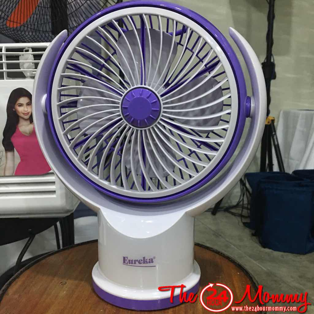 Eureka USB Mini Electric Fan