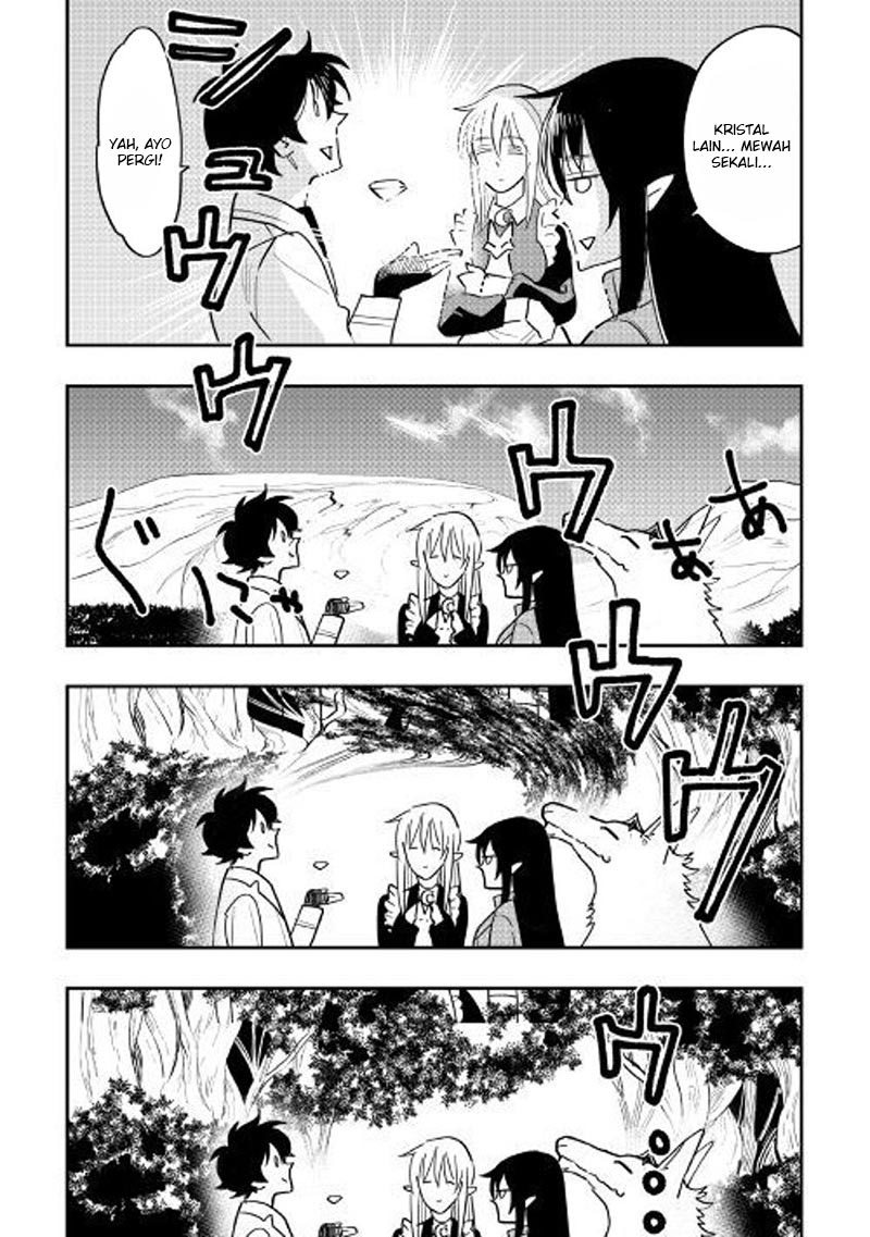 The New Gate Chapter 36